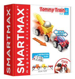 Smart SmartMax Tommy Train speelgoedvoertuig SMX 209