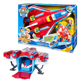 Paw Patrol Supersonic Jet Paw Patrol Mighty Pups