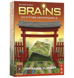 999 Games 999-Games: Brains De Japanse Tuinen