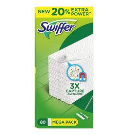 Swiffer Swiffer Navulling Floor Dry 80St