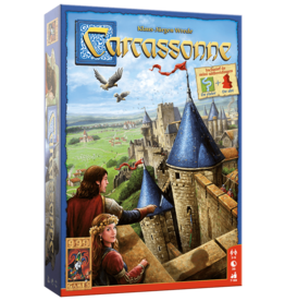 999 Games 999-Games: Carcassonne