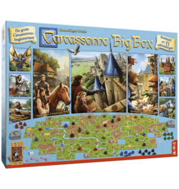 999 Games 999-Games: Carcassonne Big Box
