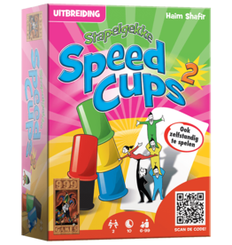 999 Games 999 Games: Stapelgekke Speed Cups 2 Actiespel