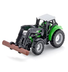 Siku Siku Super 1380 Tractor met Boomstamgrijper