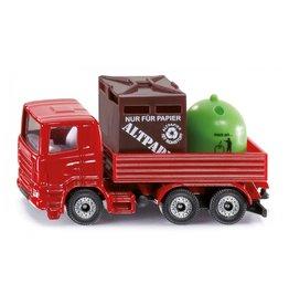 Siku Siku Super 0828 Recycling-transporter