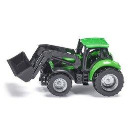 Siku Siku Super 1043 Deutz-Fahr Tractor Met Voorlader