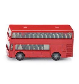 Siku Siku Super 1321 Dubbeldekker reisbus