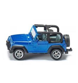 Siku Siku Super 1342 Jeep Wrangler
