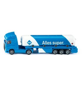 Siku Siku Super 1626 Tanktruck met Oplegger (1:87)