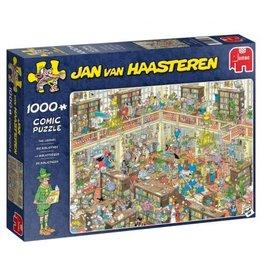 Jumbo Jan van Haasteren - De Bibliotheek