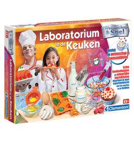 Clementoni Laboratorium In De Keuken - Wetenschap & Spel