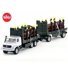 Siku Siku Super 1804 Houttransport (1:87)