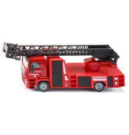 Siku Siku Super 2114 MAN Brandweer Ladderwagen (1:50)