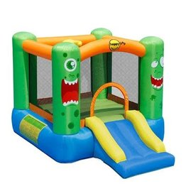 Happy Hop Kids Springkussen Monster 280x210cm