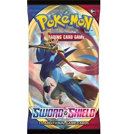 Pokemon Pokemon TCG Sword & Shield BO