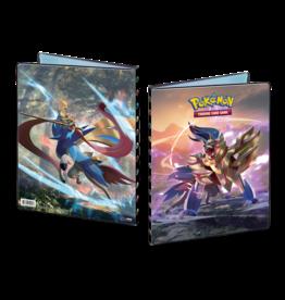 Ultra Pro Pokémon Portfolio Sword & Shields 9-pocket