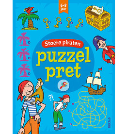 Deltas Puzzel pret - Stoere piraten ( 6-8 j.)