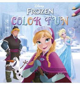 Uitgeverij Deltas Disney Color Fun Frozen