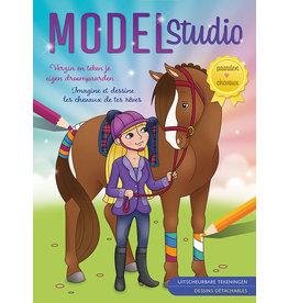 Deltas Model Studio - Verzin en teken je eigen droompaarden