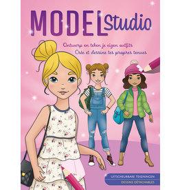 Deltas Model studio - Ontwerp en tekenje eigen outfits
