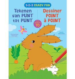 Uitgeverij Deltas Tekenen Van Punt Tot Punt  Tot 70