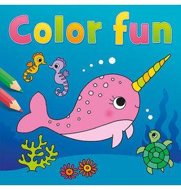 Uitgeverij Deltas Narwal Color Fun FSC Mix 70%
