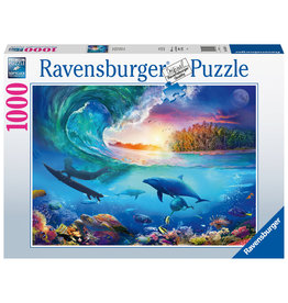 Ravensburger Ravensburger puzzel De golf pakken 1000stukjes