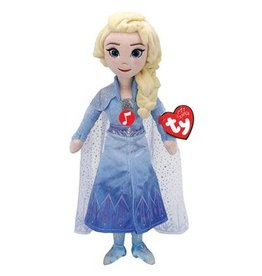 Ty Ty Frozen 2 Elsa met Geluid 24cm