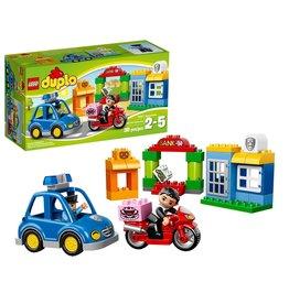 Duplo Lego Duplo Politie