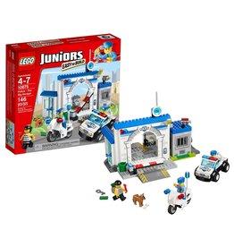 Lego Juniors Lego Juniors Easy To Build Politie