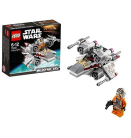 Lego Starwars Lego Star Wars  X-Wing Fighter Micro-Fighters