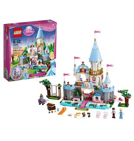Lego Princess Lego Princess Assepoesters Romantische Kasteel