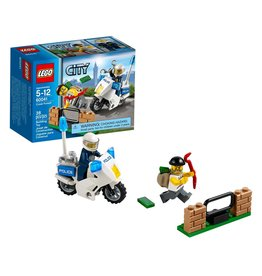 Lego City Lego City  Boevenjacht