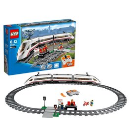 Lego City LEGO City Hogesnelheidstrein - 60051