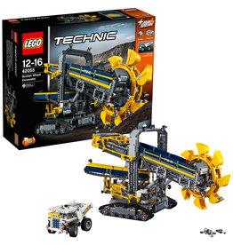 Lego Technic Lego Technic Bucket Wheel Excavator
