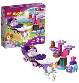 Duplo LEGO Duplo Magische Koets Sofia The First  10822