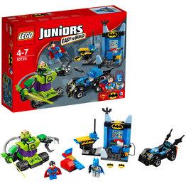 Lego Juniors LEGO Juniors Batman&Superman Vs Lex Luthor 10724