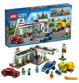 Lego City LEGO City Benzinestation 60132