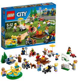 Lego City LEGO City Plezier in het park - personenset 60134