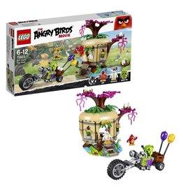 Lego Angry Birds LEGO Angry Birds  Island Eierenroof - Egg Heist 75823