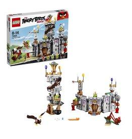 Lego Angry Birds LEGO Angry Birds  Kasteel van koning Pig - King Pig'S Castle 75826
