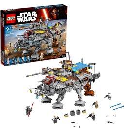 Lego Starwars LEGO Starwars  Captain Rex'S At-Te  75157