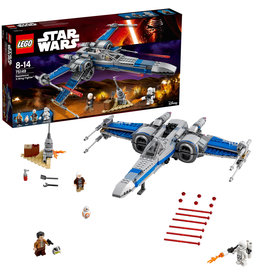 Lego Starwars LEGO Starwars  Resistance X-Wing Fighter 75149