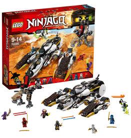 Lego Ninjago LEGO Ninjago Ultra stealth Raider - 70595