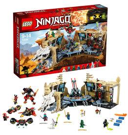 Lego Ninjago LEGO Ninjago Samurai X Grottenchaos - 70596