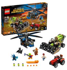 Lego Heroes LEGO Super Heroes Batman Scarecrow Zaait Angst - 76054