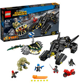 Lego Heroes LEGO Super Heroes Batman Killer Croc Rioolravage - 76055