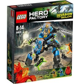 Lego Hero Factory LEGO Hero Factory SURGE & ROCKA Vechtmachine - 44028