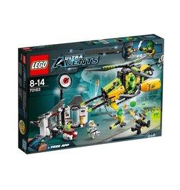 Lego Agents LEGO Ultra Agents Toxikita's Giftige Gevecht - 70163
