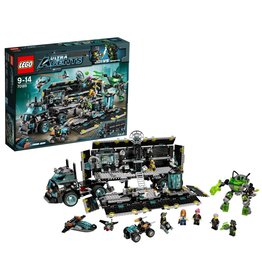 Lego Agents LEGO Ultra Agents Hoofdkwartier - 70165